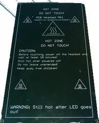 PCB Heat Bed (160 x 280mm)