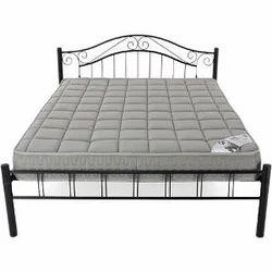 Steel Bed