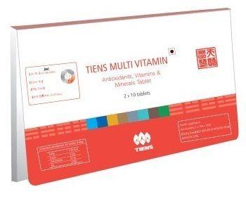 Tiens Multivitamin Tablets