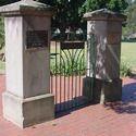 Sandstone Gate
