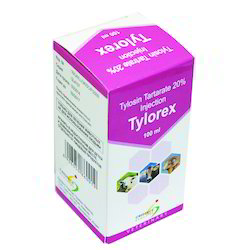 tylosin tartrate 20 injection