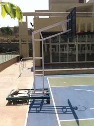 Portable Basketball Poles