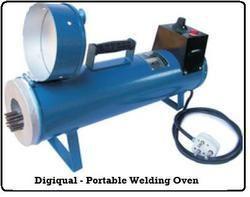 Portable Welding Rod Oven