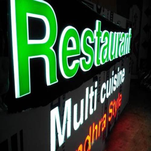 LED Sign Board - Full Color LED Sign Board Service Provider from ...