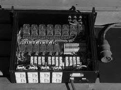 Control Panel Power Distribution Unit, Plant Capacity: 20