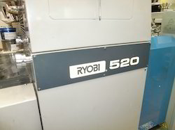 Used Ryobi 520 Single Color Offset Printing Machine