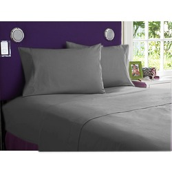 Fitted Sheet Egyptian Cotton Solid, Fitted Bedsheet   La Casa, Indore | ID:  4681601997