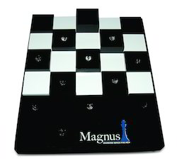 Acrylic Magnus Diamond Ring Stand