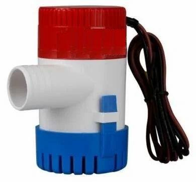 TMC hand bilge pump manual