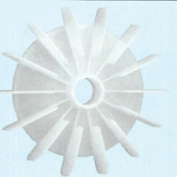 Plastic Fan Suitable For Kirloskar 180/200 Frame Size