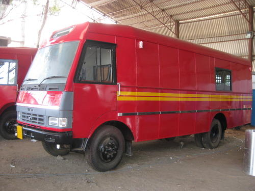 Automobile Mail: Automotive Body Fabrications, Number Of Units: Postal Van