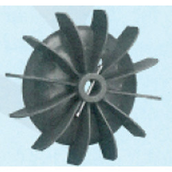 Plastic Fan Suitable For Crompton 90 DCB-12