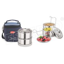 Fortune 2 Stainless Steel Insulated Tiffin