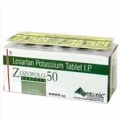Losartan Potassium 50mg