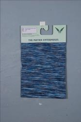 Cotton Space Dyed Knitted Fabric, Use: Sweaters