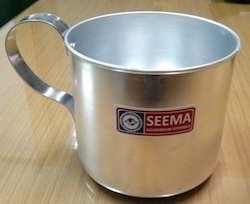 Aluminium Mug with Handle