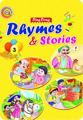 Nursery Rhymes Story Books