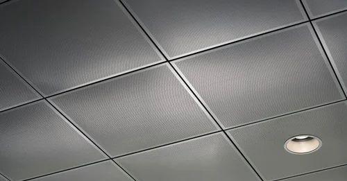 Metallic False Ceiling At Rs 90 Square Feet S मेटल