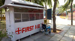 First aid & Customer Care