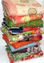 Reversible Indian Saree Throws