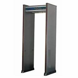 8 Zone Door Frame Metal Detector