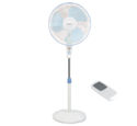 Havells White 55 Watts Sprint Led Remote Pedestal Fan