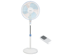 Sprint LED Remote Pedestal Fan (Havells)