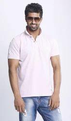 Large Half Sleeve, Formal Polos T Shirt, Age Group: 18-45