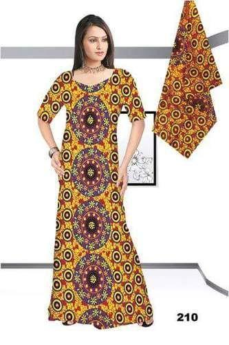 d36dc1a321 Dupatta Gown at Rs 250  piece