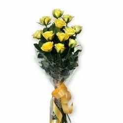 Yellow Roses Flower