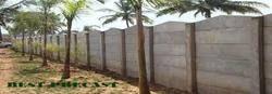 Concrete RCC Folding Ready Made Precast Wall