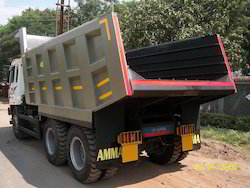Hardox Tipper Body