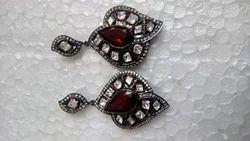 Beautiful Polki Earring