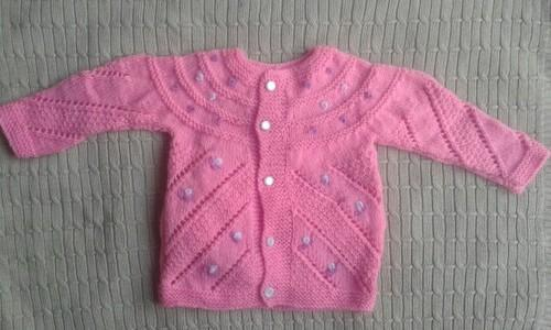 Kids Sweater Hand Knitted Winter Wear Accessories Usha
