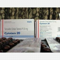 Tamoxifen Citrate 20 mg Tablets