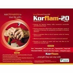 Piroxicam 20 mg Tablets
