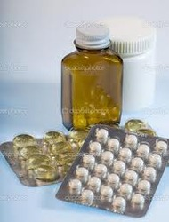 Captopril and Hydrochlorothiazide Tablets