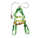 Harness with Spring Hook Belt
