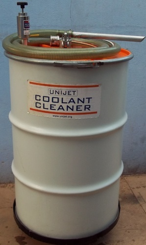 Coolant Sump Cleaner Cleaning Machines Amp Equipments