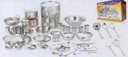 Stainless Steel Drum Set