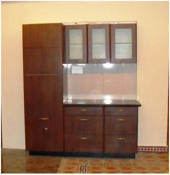 Modular Home Furniture Kitchen Crockery Unit