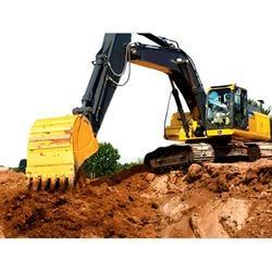 Hydraulic Excavator Rental Services