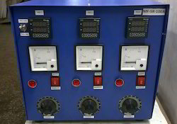 Three Phase Automatic Control Panel