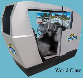 Maruti Driving School, मोटर ड्राइविंग