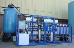 Industrial Reverse Osmosis Plant, RO Capacity: 25000 LPH