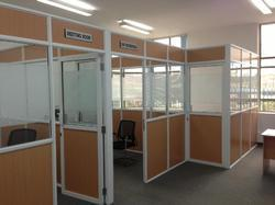 Aluminium Cabin Partition