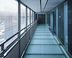 Laminated Glass Flooring Services