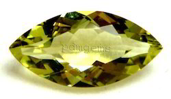 Lemon Quartz Marquise Gemstone