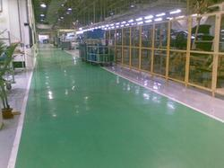 Clean Coats Polyurethane Floor Topping