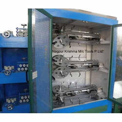 Paper Covering Machine - Multi Strip Bunch Conductor